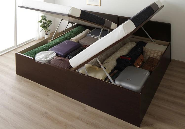 跳ね上げ式ベッド