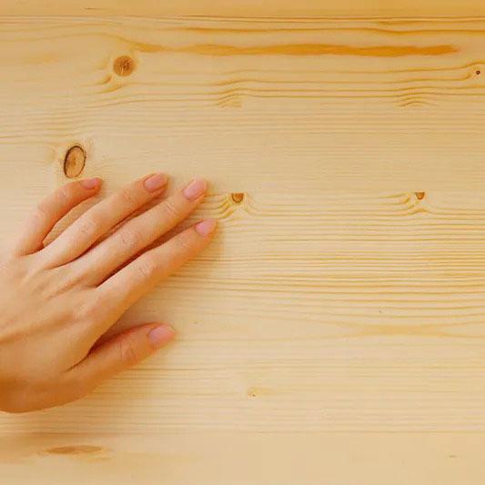 天然木パイン材