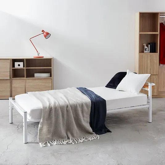 一般的なパイプベッド