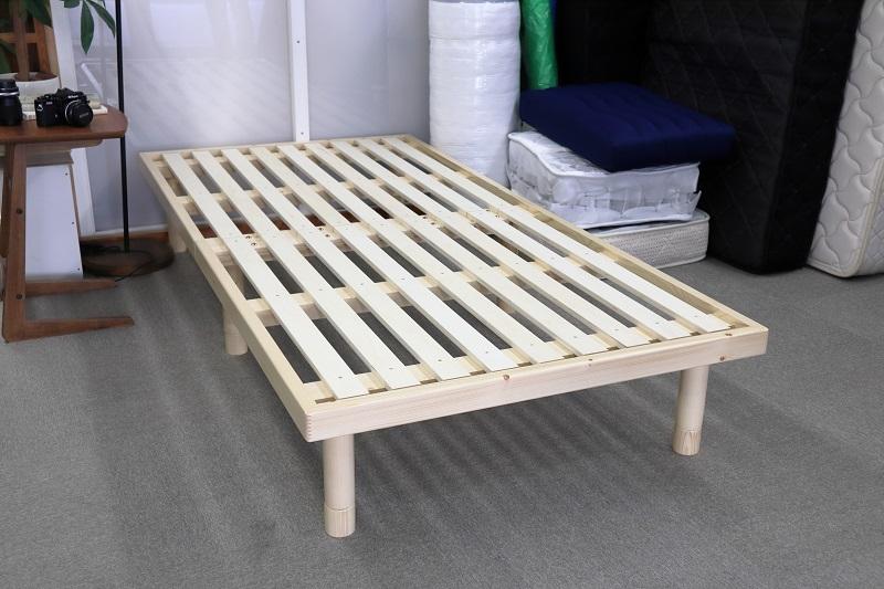 ネルコ本社に置いてあったすのこベッド