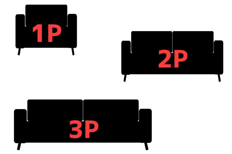 ソファベッドのサイズ