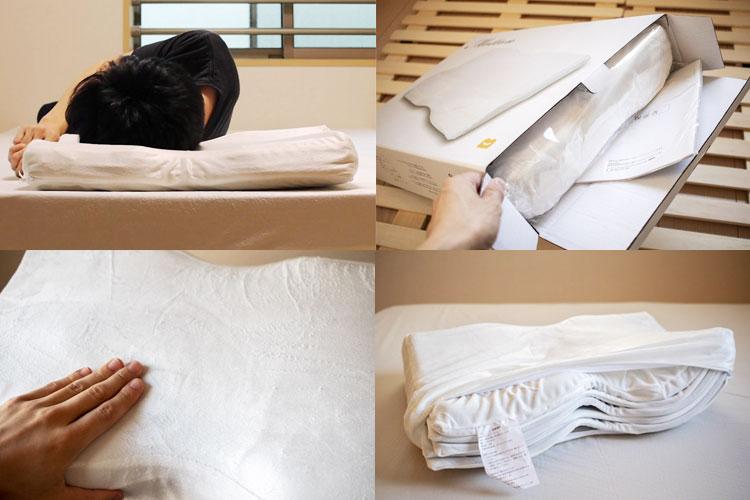 モットン枕の寝心地・使い勝手