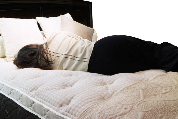 ソフトタイプの寝心地