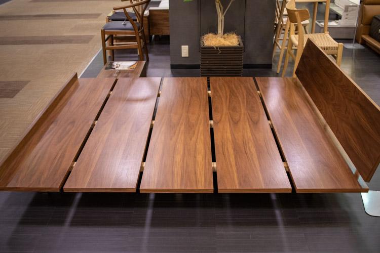 通気性が良い床板