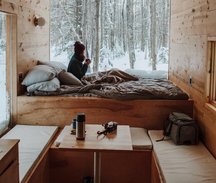 小上がりベッド