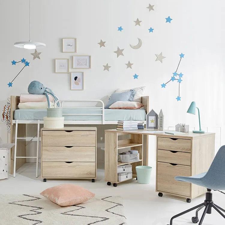 子供用システムベッド3点セット