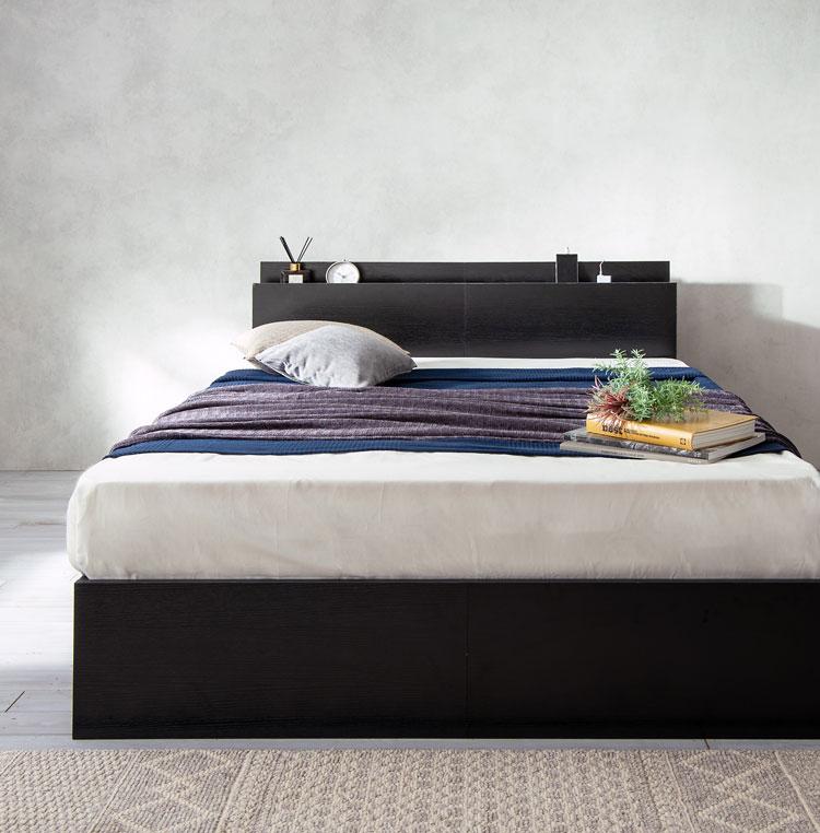 収納ベッド「zesto」