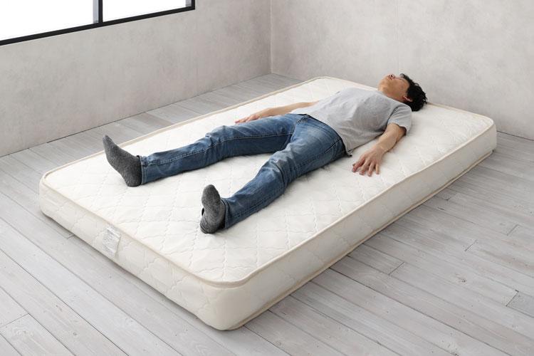Zマットレスの寝心地