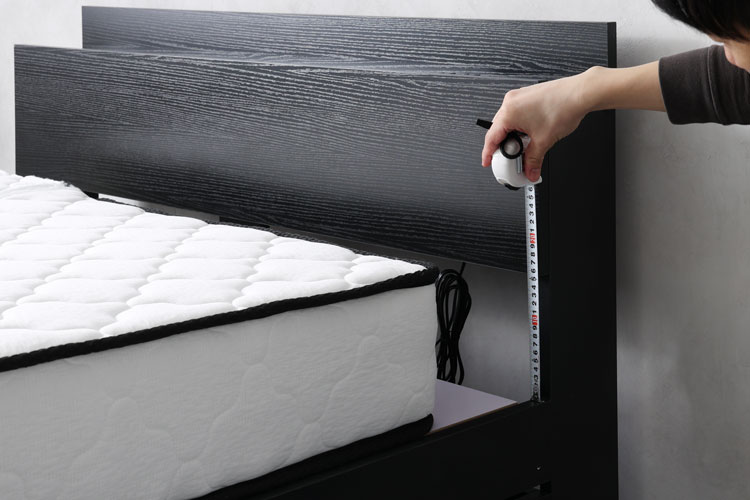 前板の長さ計測