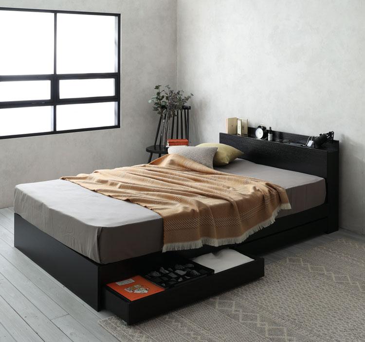 収納付きベッド「セレスト」