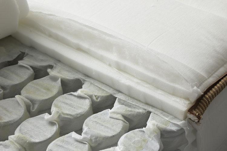 ハイグレードタイプ(詰め物の断面)