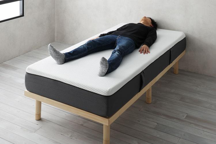 エマ・マットレスの寝心地