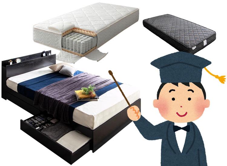 ベッド選びの完全ガイド