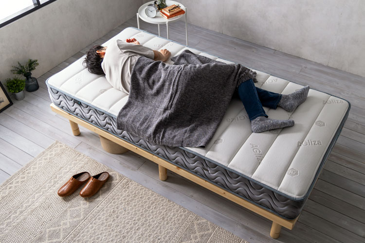 マットレスの寝心地