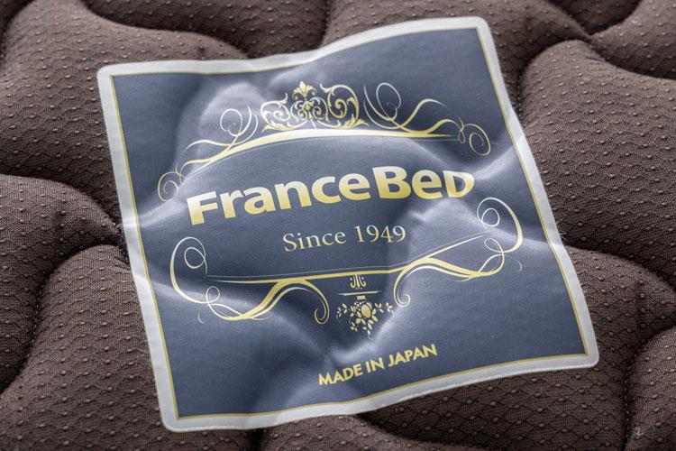 フランスベッド(シール)