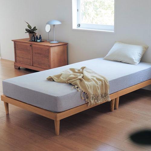 10分で組み立てられるすのこベッド