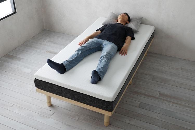 オアシスマットレスの寝心地