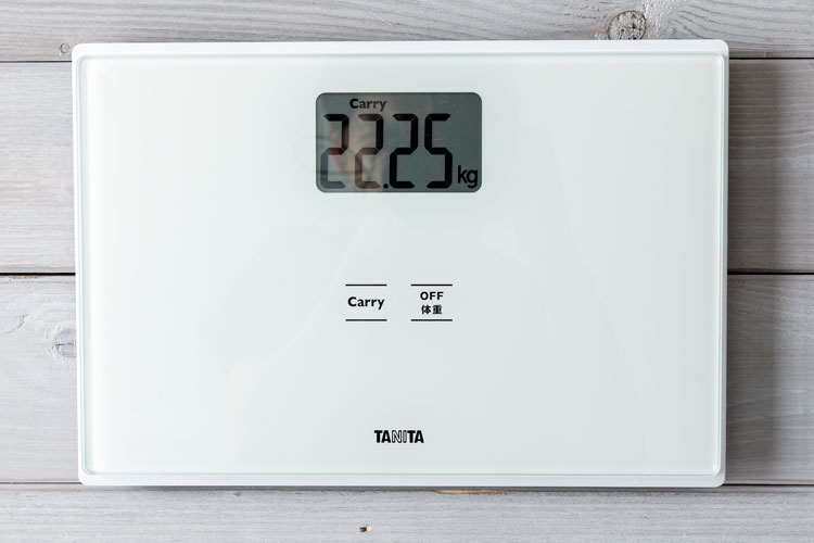 体重計(22.25kg)