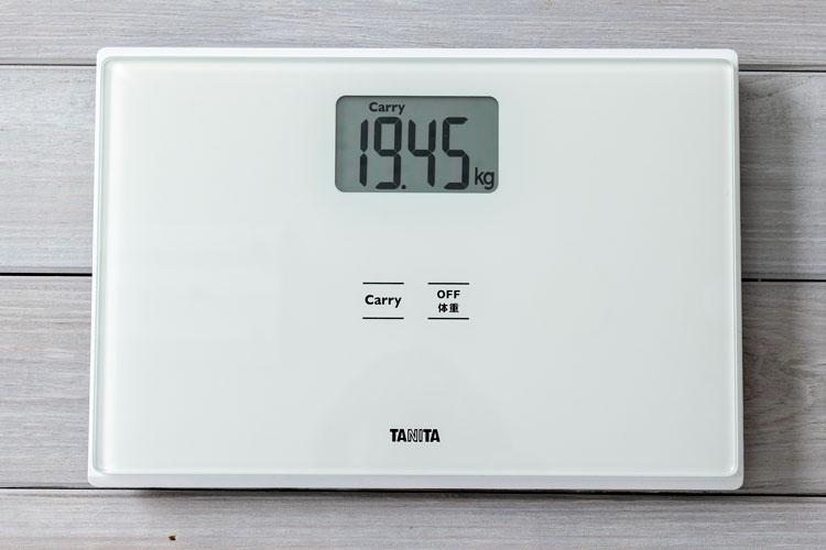 体重計(19.45kg)