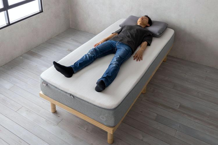 NEWコアラマットレスの寝心地
