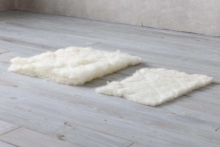 羊毛の比較